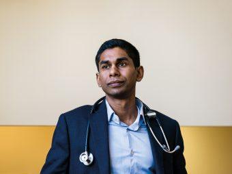 U of T professor Nav Persaud