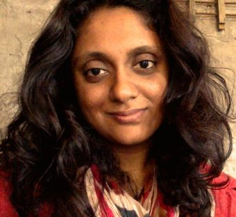 Writer Manini Sheker