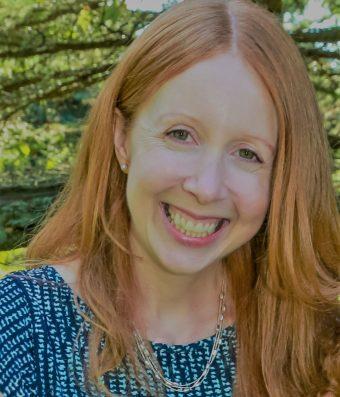 Writer Megan Easton