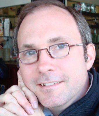 Writer Alec Scott
