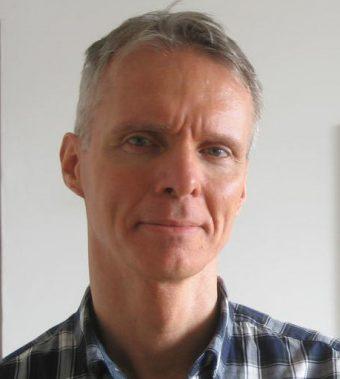 Writer Brent Ledger