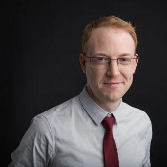 Writer Graham F. Scott