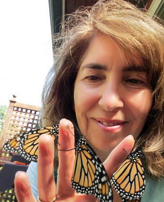 Writer Marcia Kaye