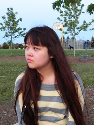 Writer Nadia Siu Van