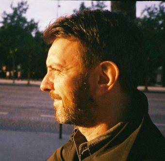 Writer Jason McBride