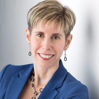 Writer Sharon Aschaiek