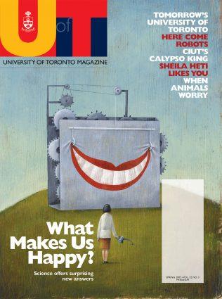 U of T Spring 2005 magazine Issue