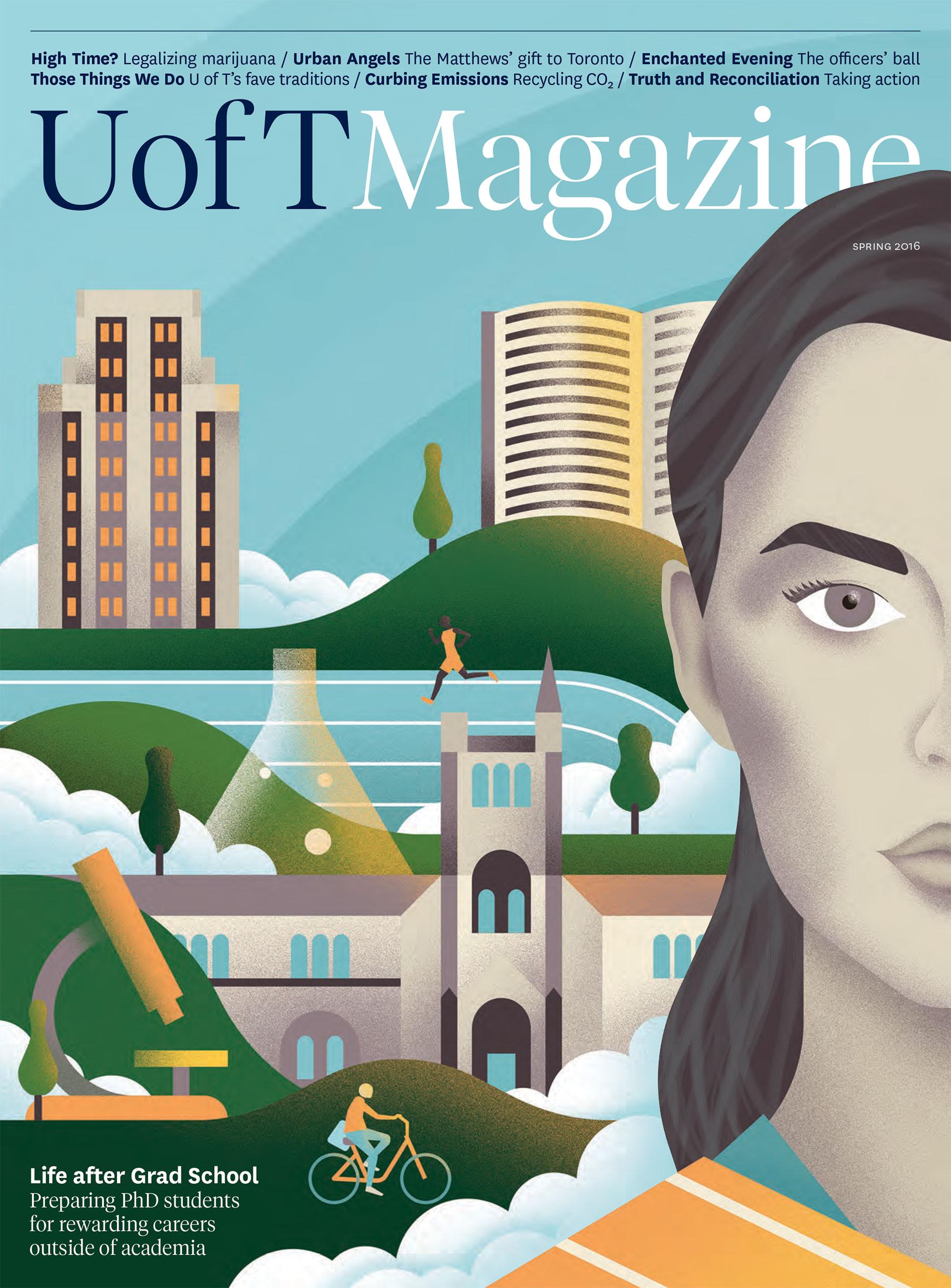 U of T Magazine Spring 2016