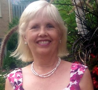 Writer Susan Pedwell