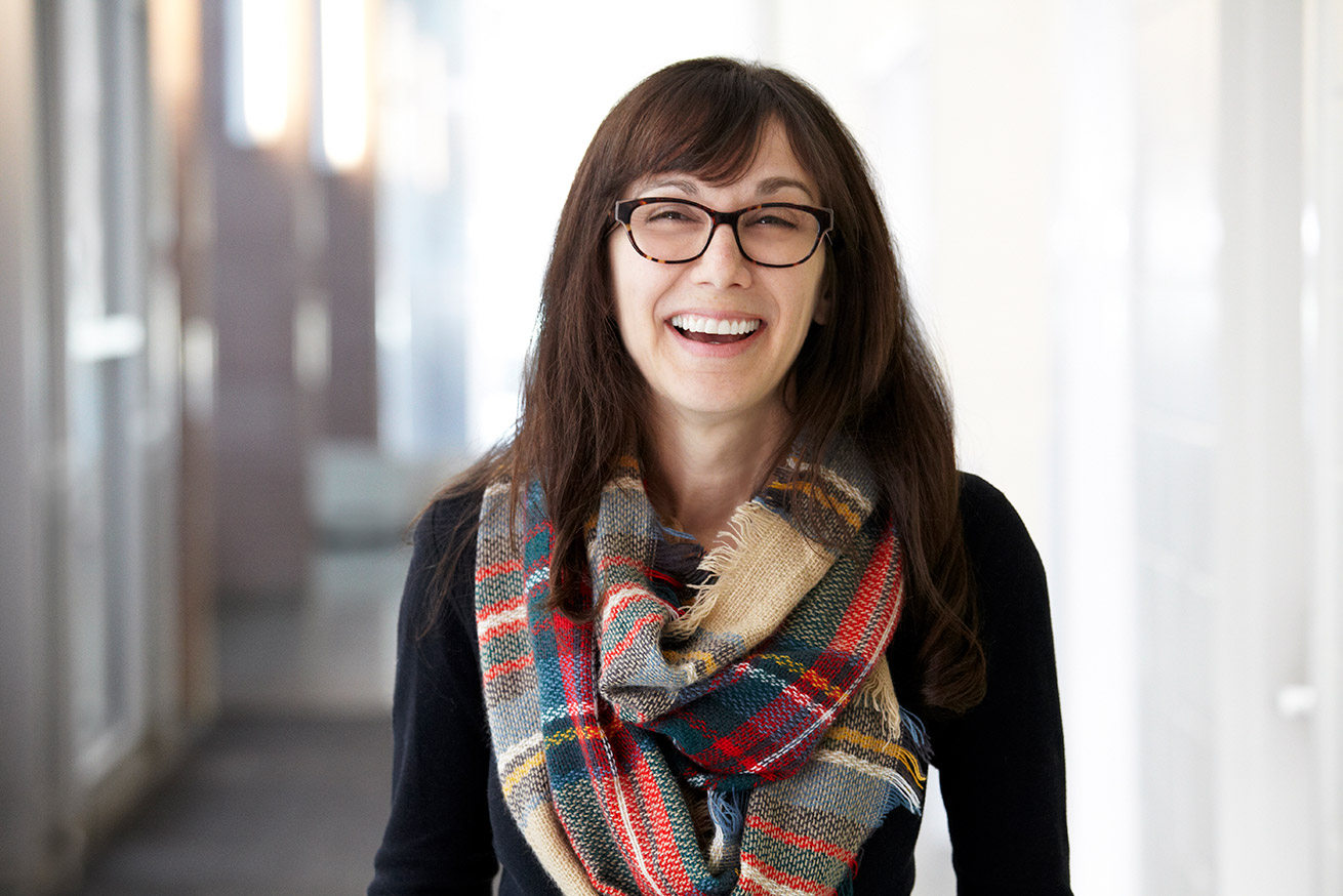 Headshot of Prof. Chelsea Rochman