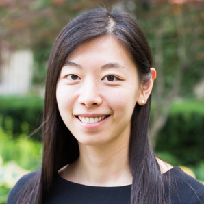 Headshot of Stephanie Zhou