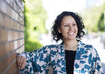 U of T Scarborough English professor Karina Vernon