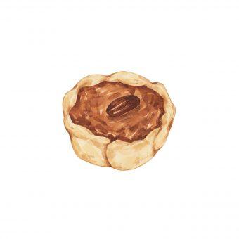 a butter tart