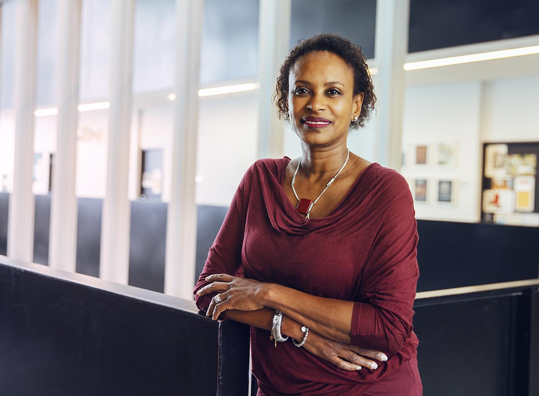U of T Mississauga professor Rhonda McEwen