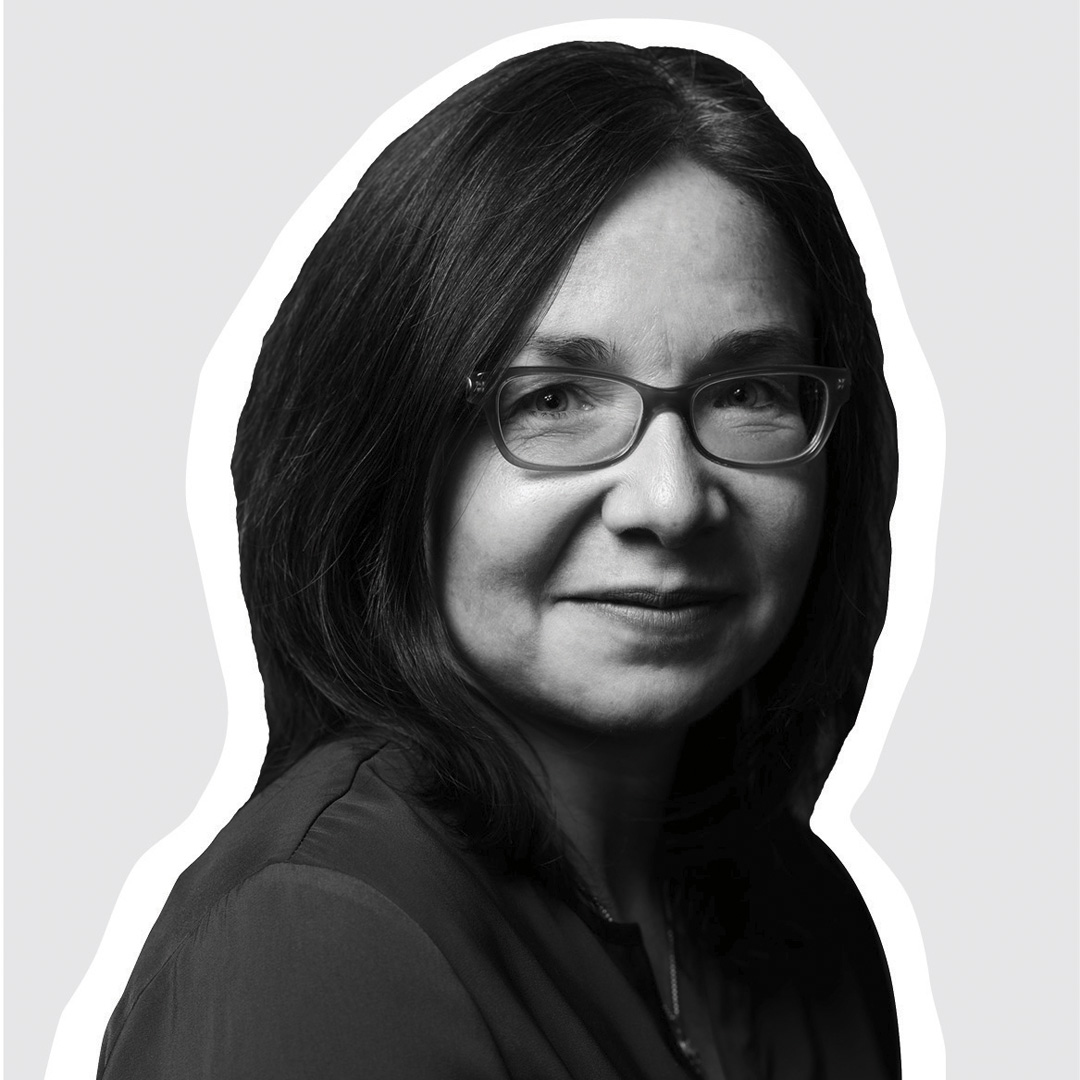 Headshot of Katharine Hayhoe