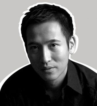 Hong Kong activist Jason Ng
